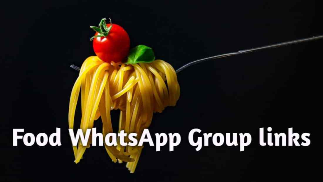 Food whatsapp group links,Food whatsapp group,