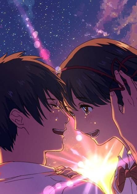 Wallpaper Cave Anime Couples