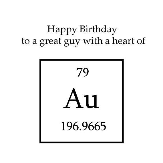 Funny Science Birthday Jokes