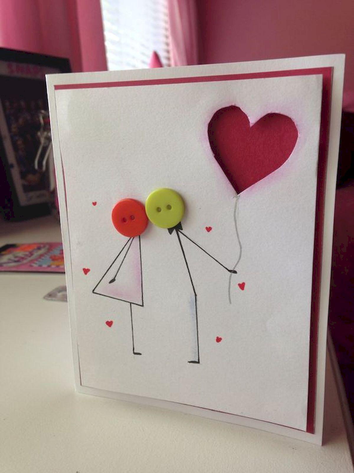 Creative Handmade Love Cards