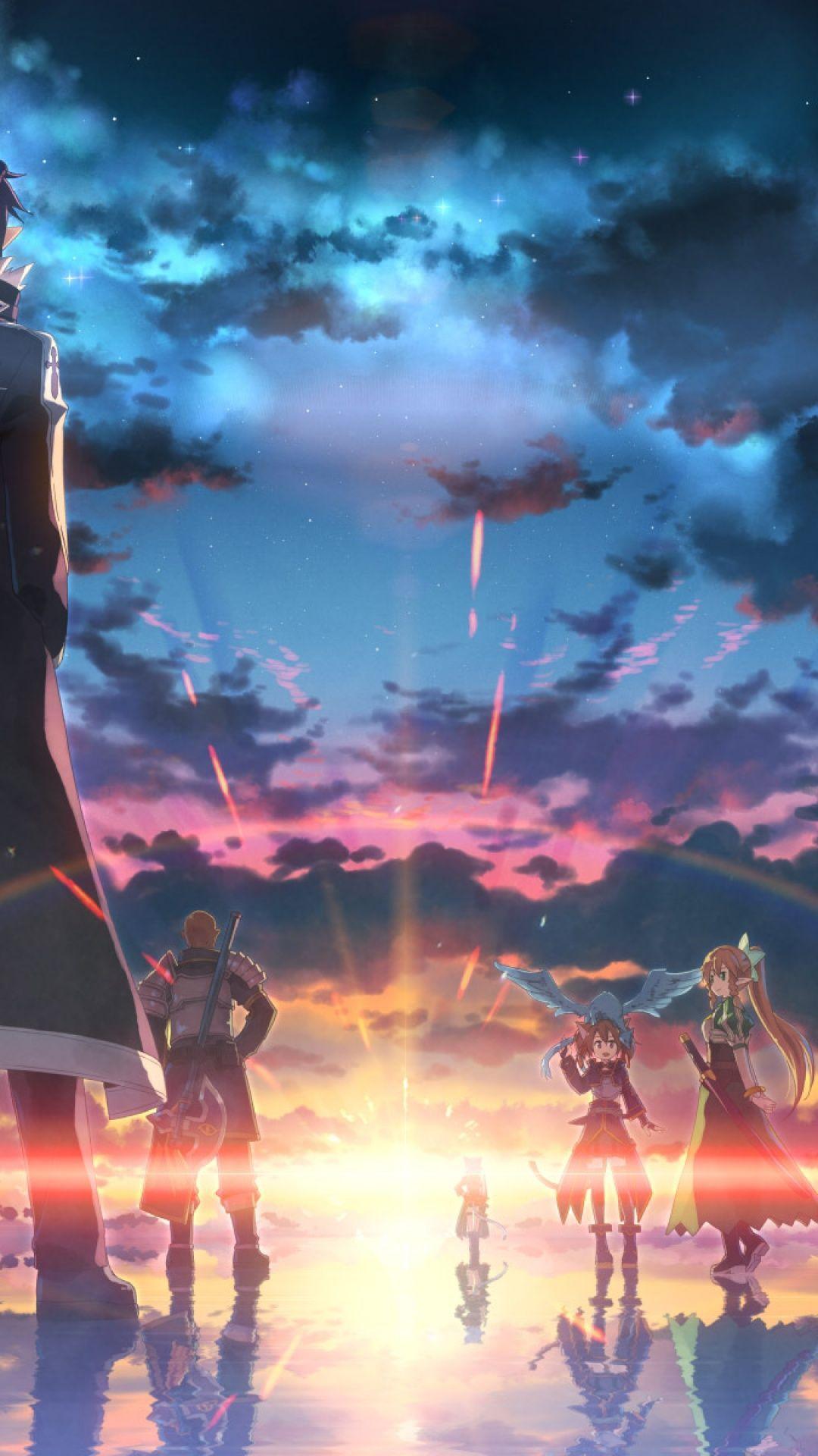 Wallpaper Japan Anime 4k
