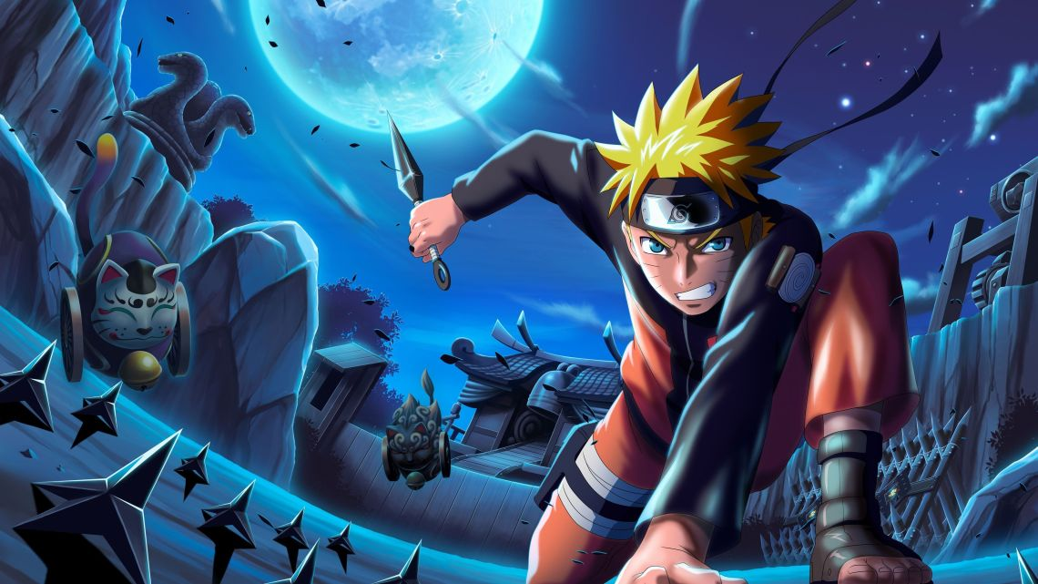 Naruto 4d Wallpaper Free Download