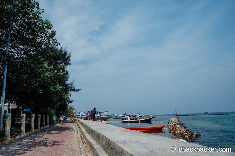 Enjoy adventurous small islands near Jakarta