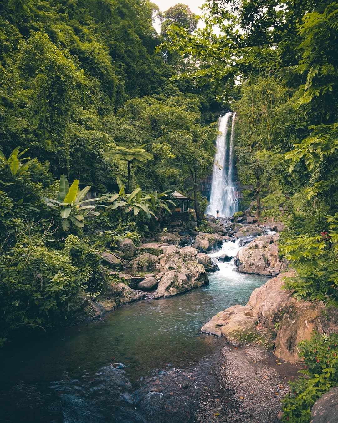Gitgit Waterfall Singaraja Bali Tourist Guide!. via @frozenblizzard