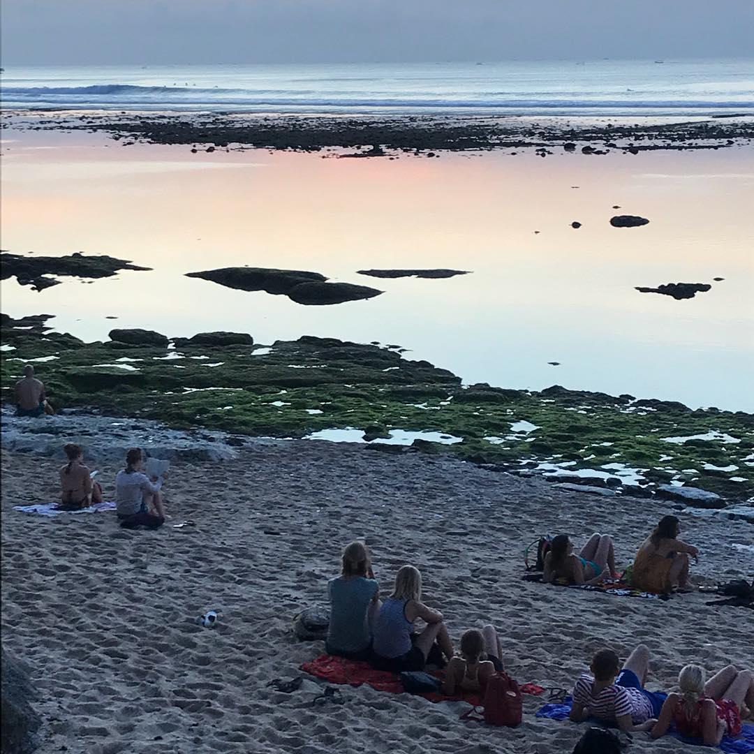 How to get to Bingin Beach Uluwatu is easy, because the beach is near Kuta Area. via @leeguraa
