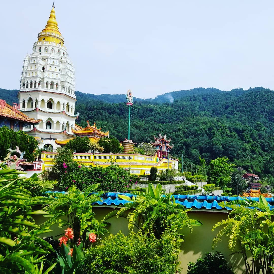 Tourist Places In malaysia - Tourist Attractions In Malaysia - Kek Lok Si Temple