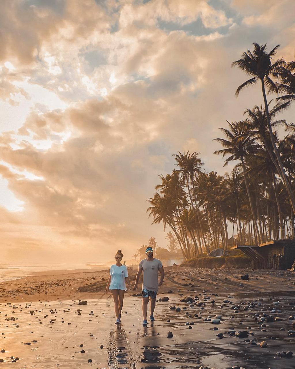 Pantai Pasut Beach, Tabanan, Bali
