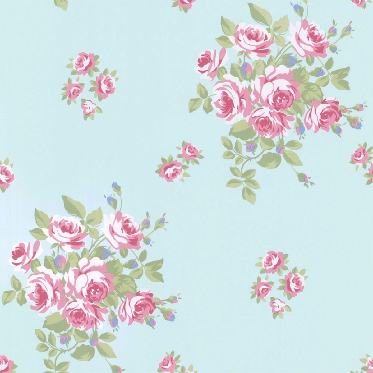 Iphone Vintage Flower Wallpaper Hd