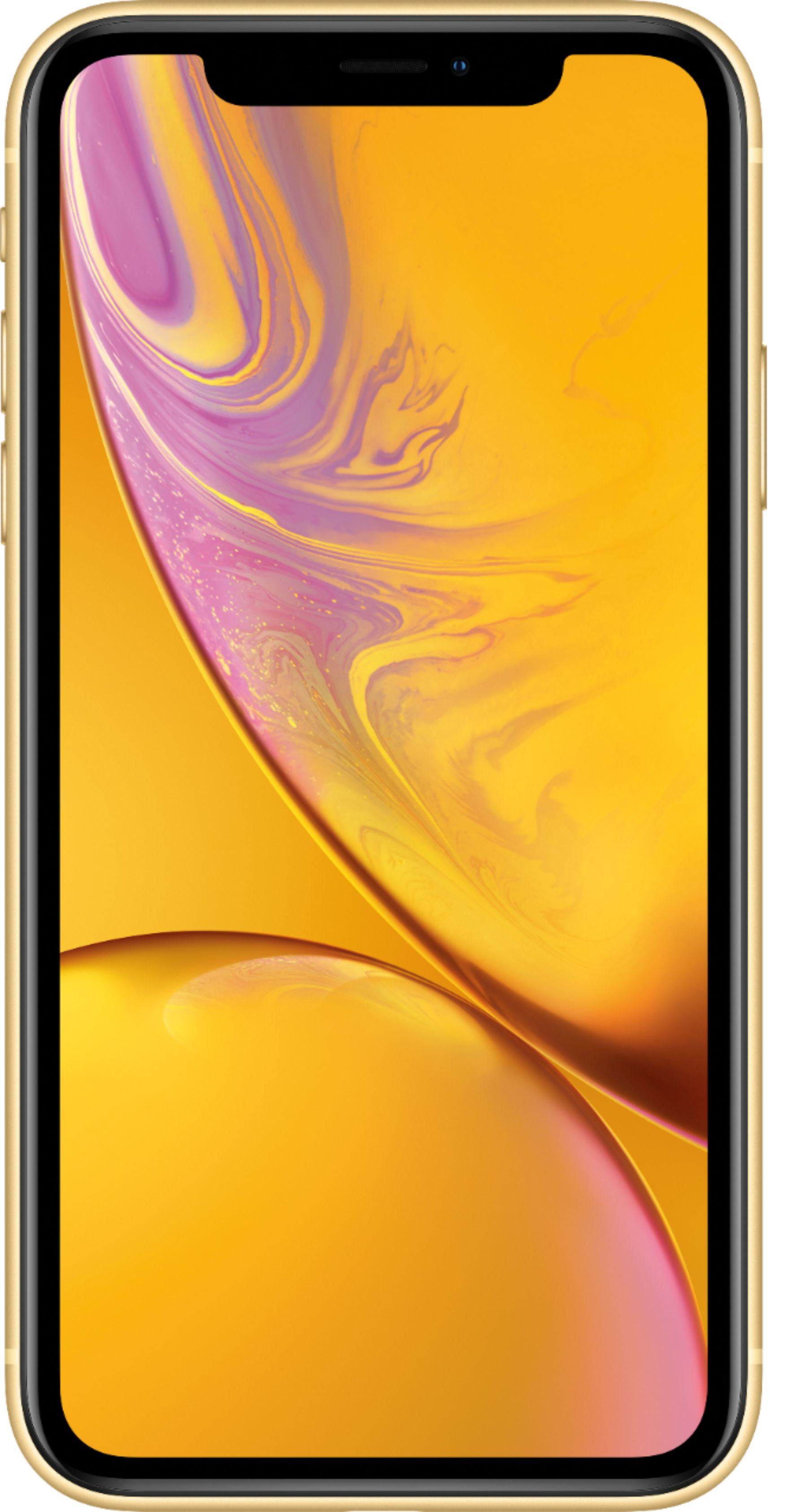 Iphone Xr Wallpaper 4k Yellow