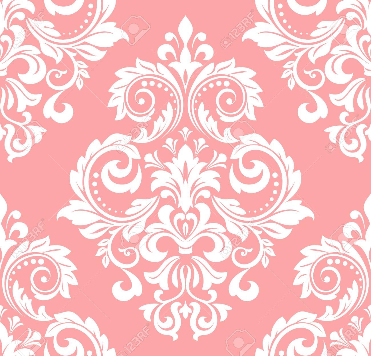 Floral Pattern Vintage Wallpaper Vintage Background