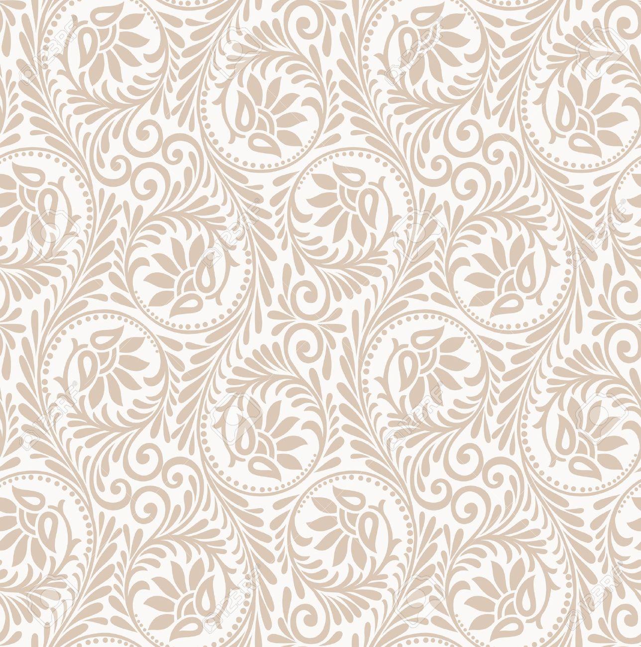 Floral Vector Wallpaper Hd