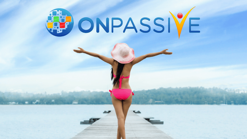 ONPASSIVE – business, products, money – Your dreams - GoFounders