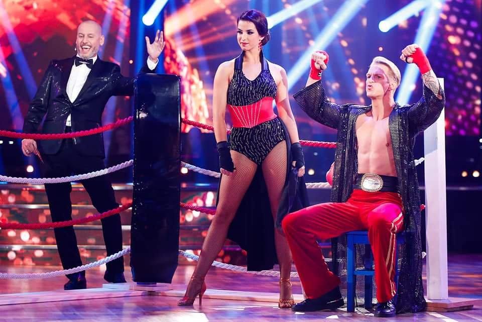 Plesalka Valeriya Musina, ki je bila stalna članica profesionalne ekipe plesnega šova Zvezde plešejo, je uspešno zaključila svoje šolanje.