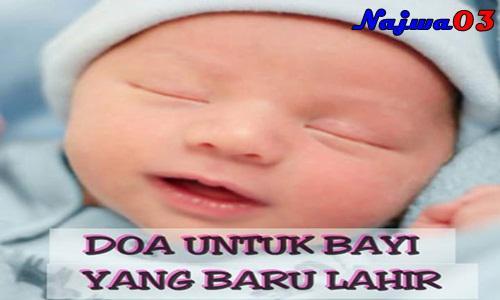 Doa Untuk Bayi Yang Baru Lahir Perempuan