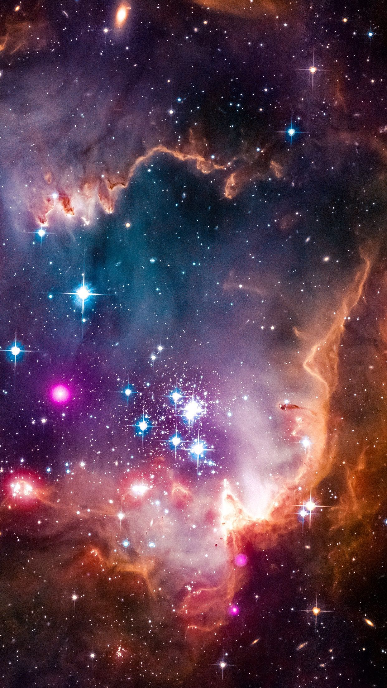 Ultra Hd Space Wallpaper Iphone