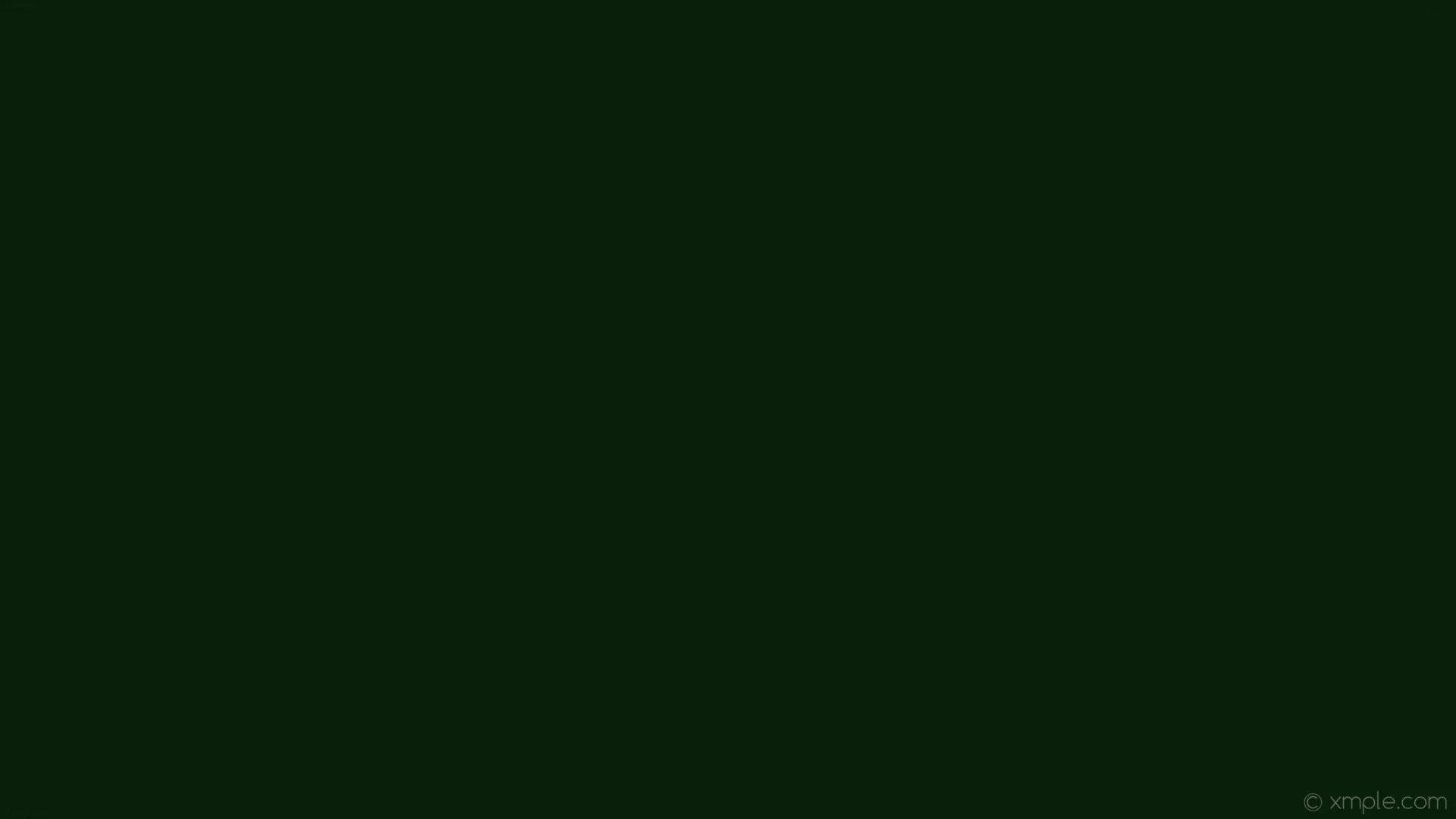 Solid Dark Green Wallpaper