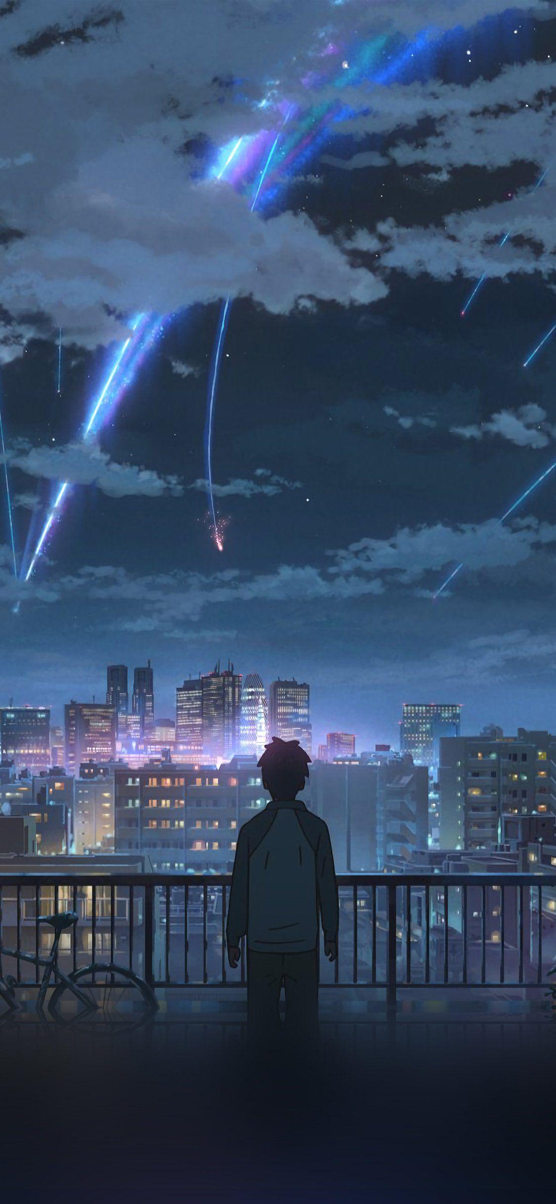 Anime Wallpaper 4k Iphone Xr