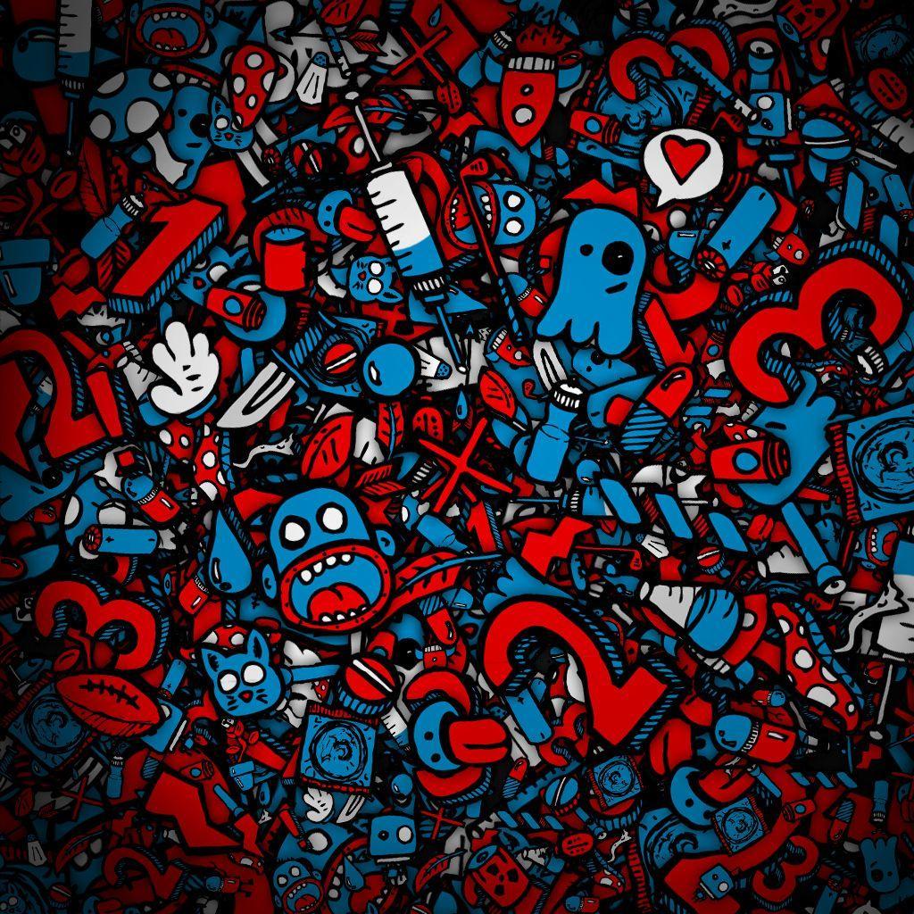 Ipad Wallpaper 4k Cartoon