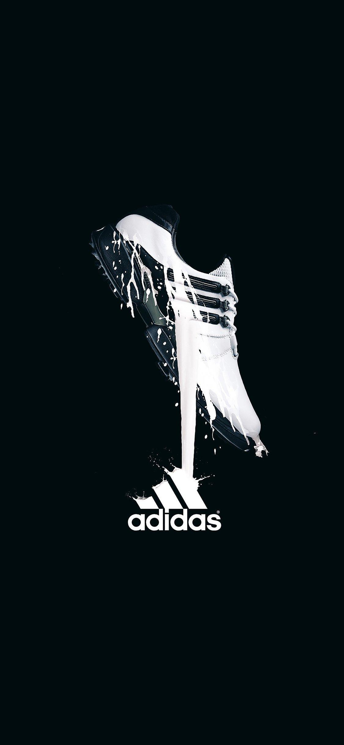ultra hd adidas wallpaper iphone x