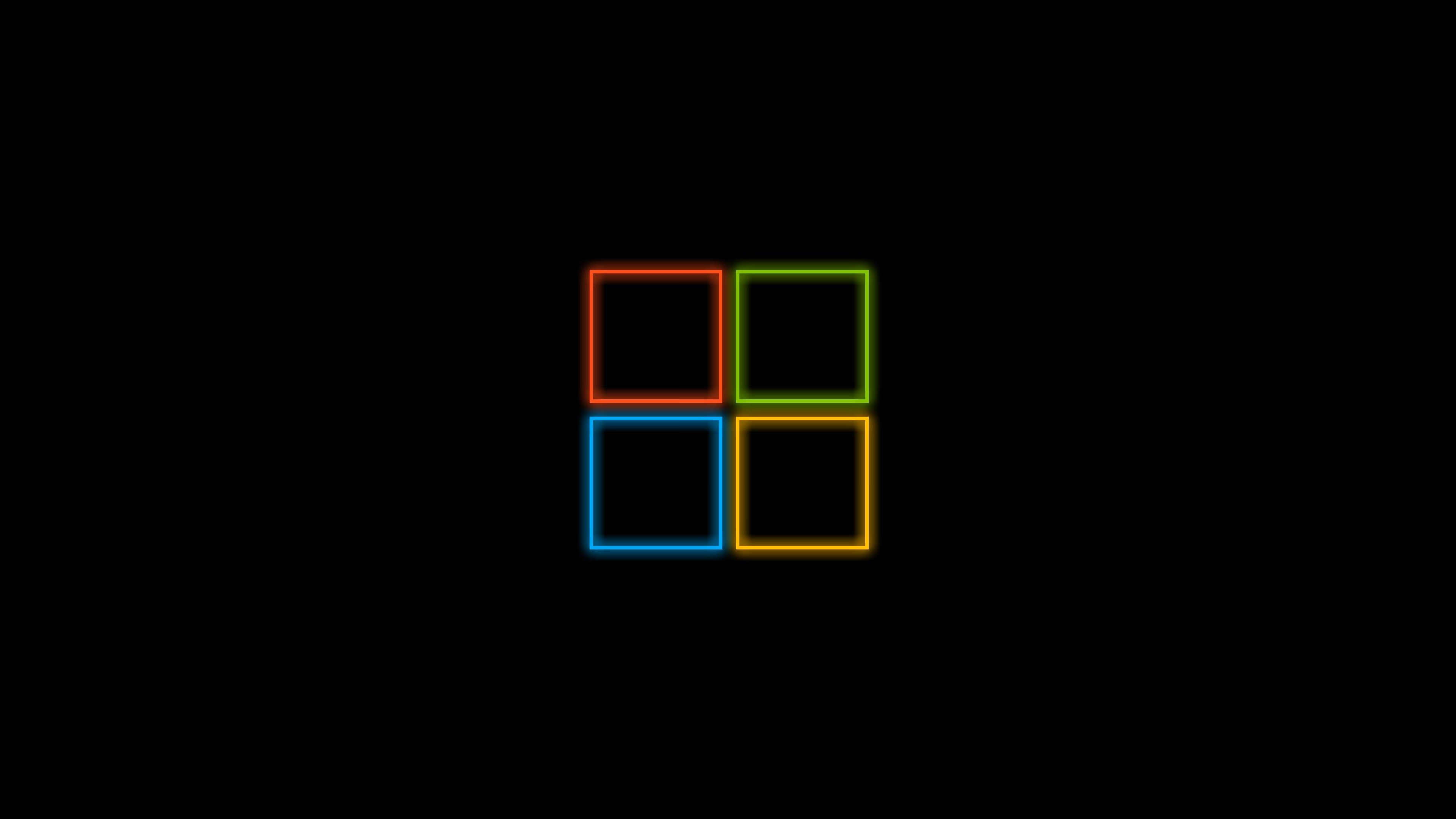 Windows 10 Logo Wallpaper 4k