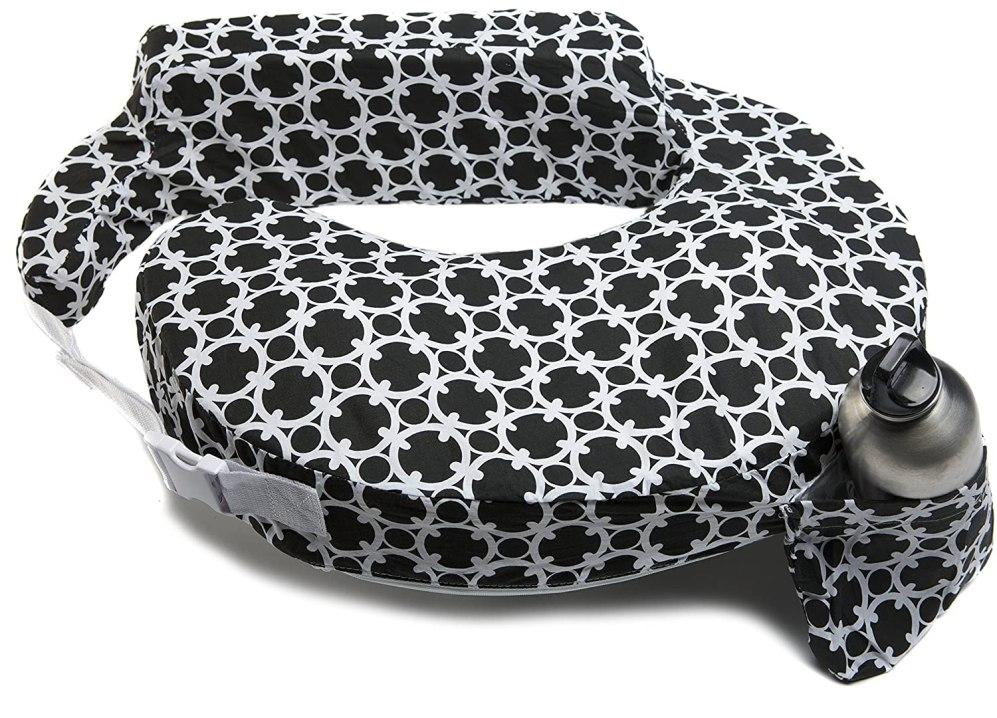nflatable travel nursing pillow