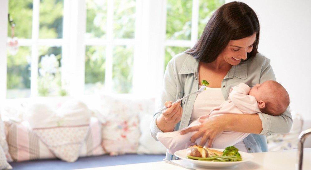 Best Foods For Breastfeeding Moms