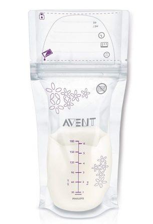 reusable milk storage bags
