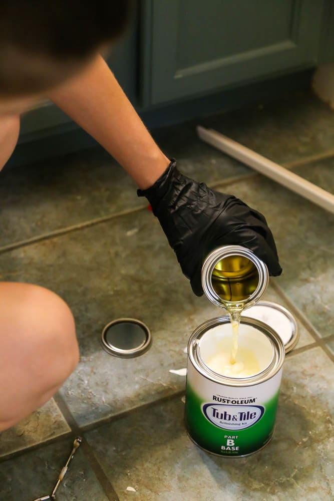 https www loveandrenovations com how to paint bathtub