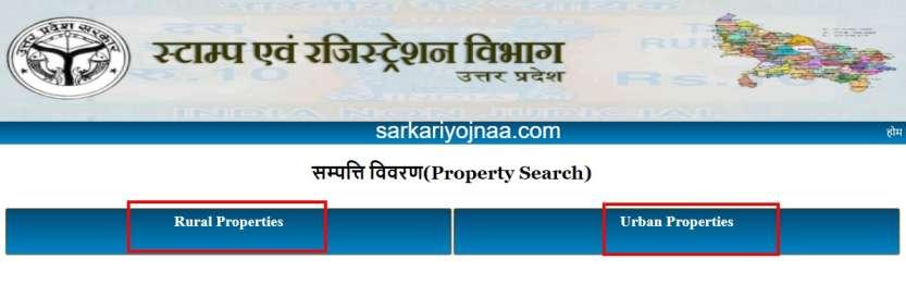 IGRS UP Property Description