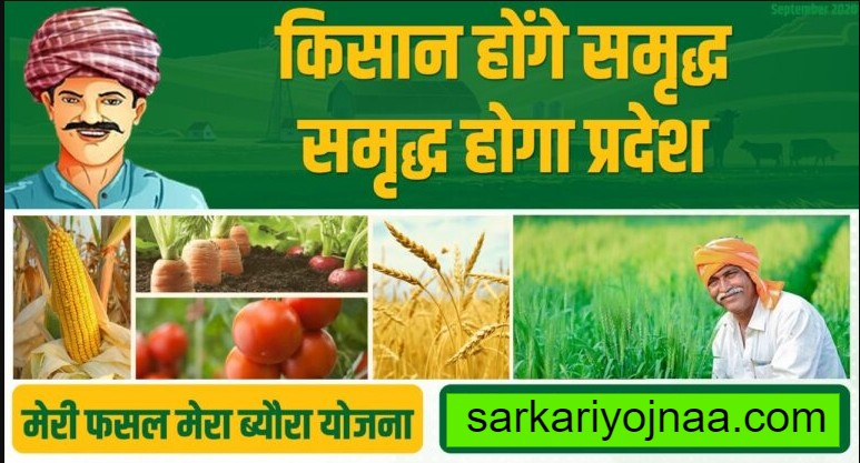 Meri Fasal Mera Byora Yojana 2021, Fasal Haryana Portal