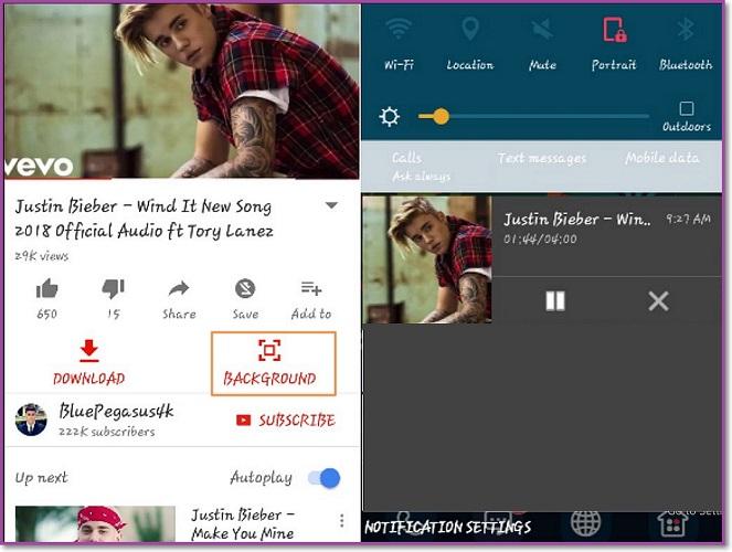 YouTube++ Backgroud Play