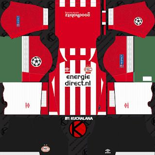 psv-eindhoven-kits-2018-19-dream-league-soccer-%2528home%2529-ucl