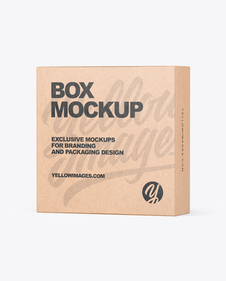 Download Mailing Box Mailer Box Mockup Yellowimages