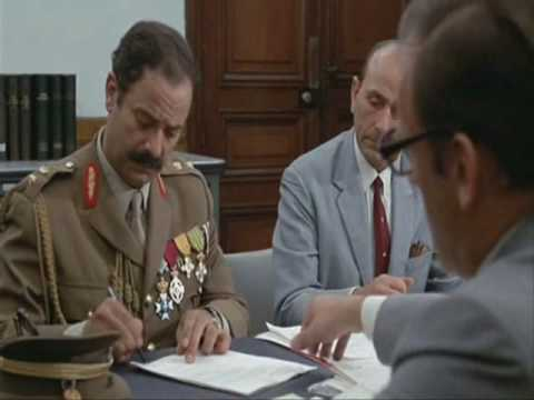 """Still from """"Z"""", the only nominated film from an Arab country to win the foreign language Oscar. Photo source: YouTube.com"""