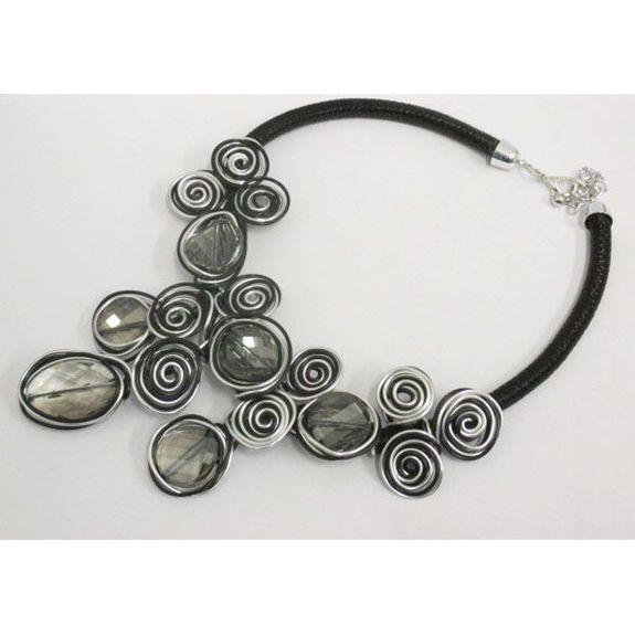 modele de bijoux en fil d aluminium chez votre grossiste