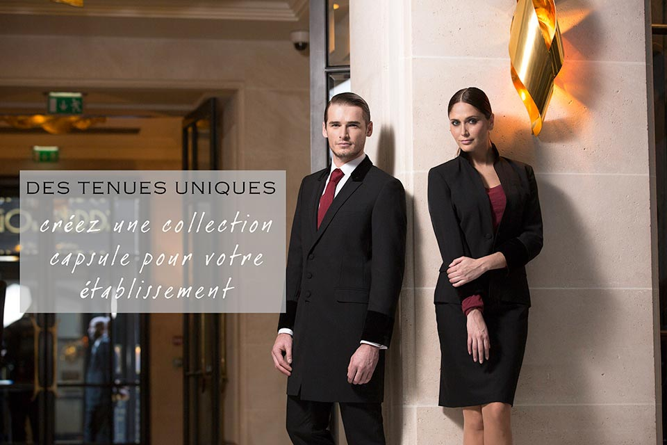 Chic At Work Uniforme Luxe Cration Vtement Dimage