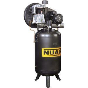 Compresseur A Piston Vertical 270 Litres 5 5 Cv Nuair Nb5 5ftv 270