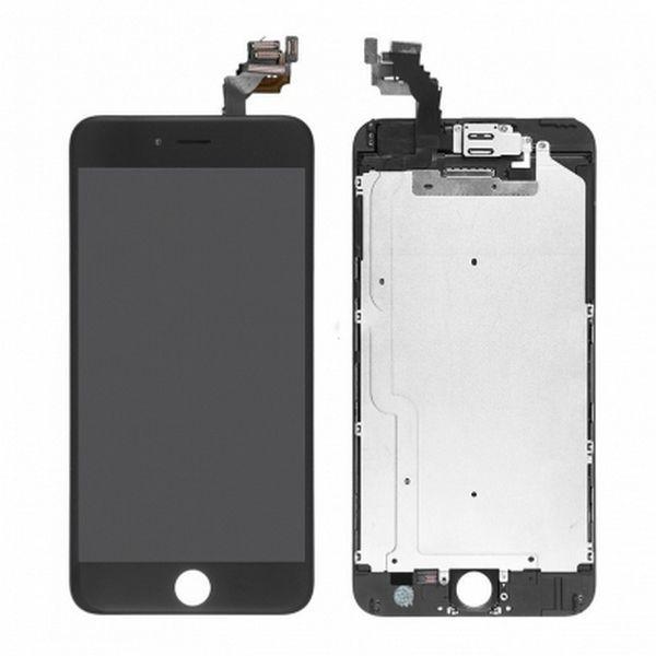 ecran complet assemble iphone 6s noir