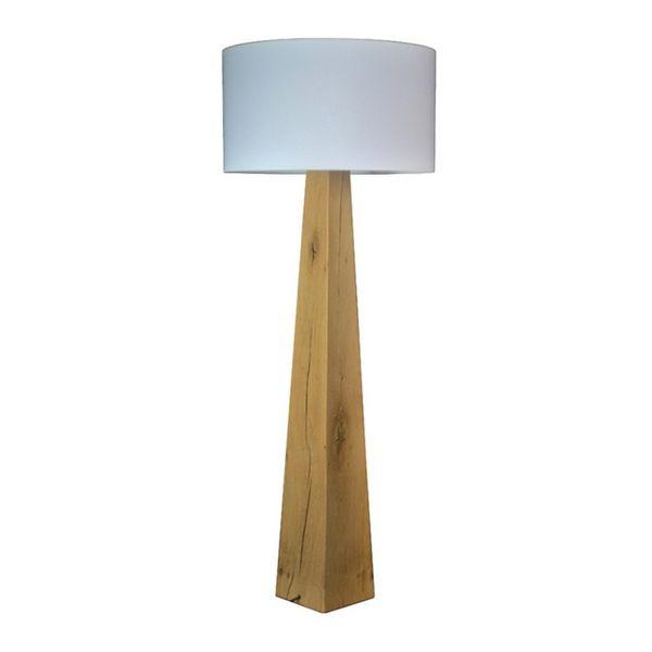 lampe de salon chene massif