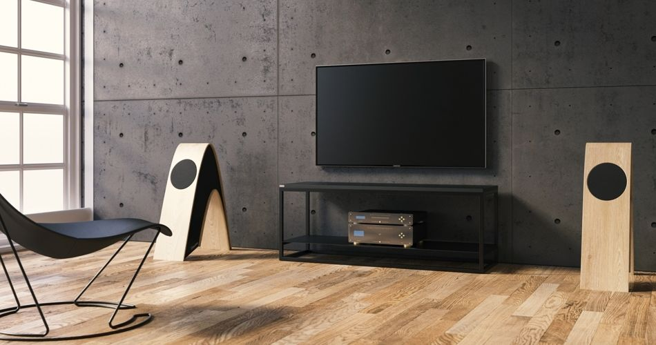 meuble tv scandinave mobilier