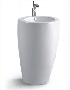 Vasque Sur Pied En Ceramique P 30000