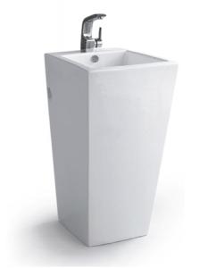 Vasque Sur Pied En Ceramique P 30001