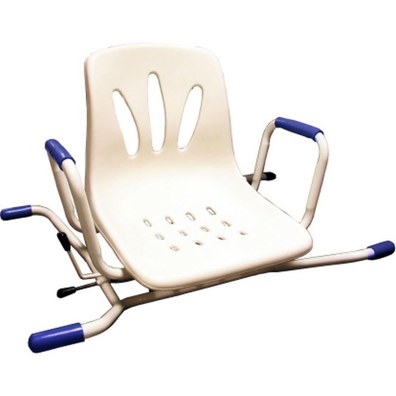 fauteuil de bain pivotant