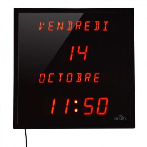 Pendule Calendrier Electronique Horloge Avec Date Et Jour