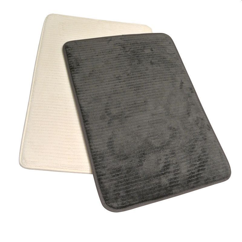 tapis de sortie de bain microfibres antiglisse