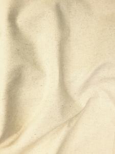 tissus lin coton natte