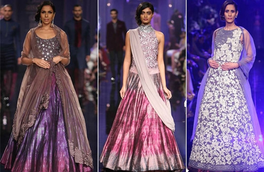 Best Indian Bridal Dresses At The Lakme Fashion Week 2014