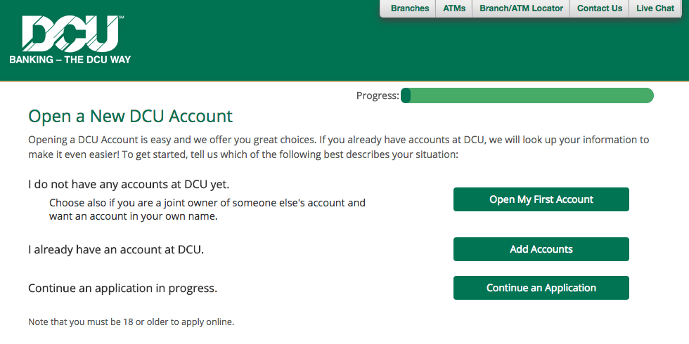 Dcu Personal Banking
