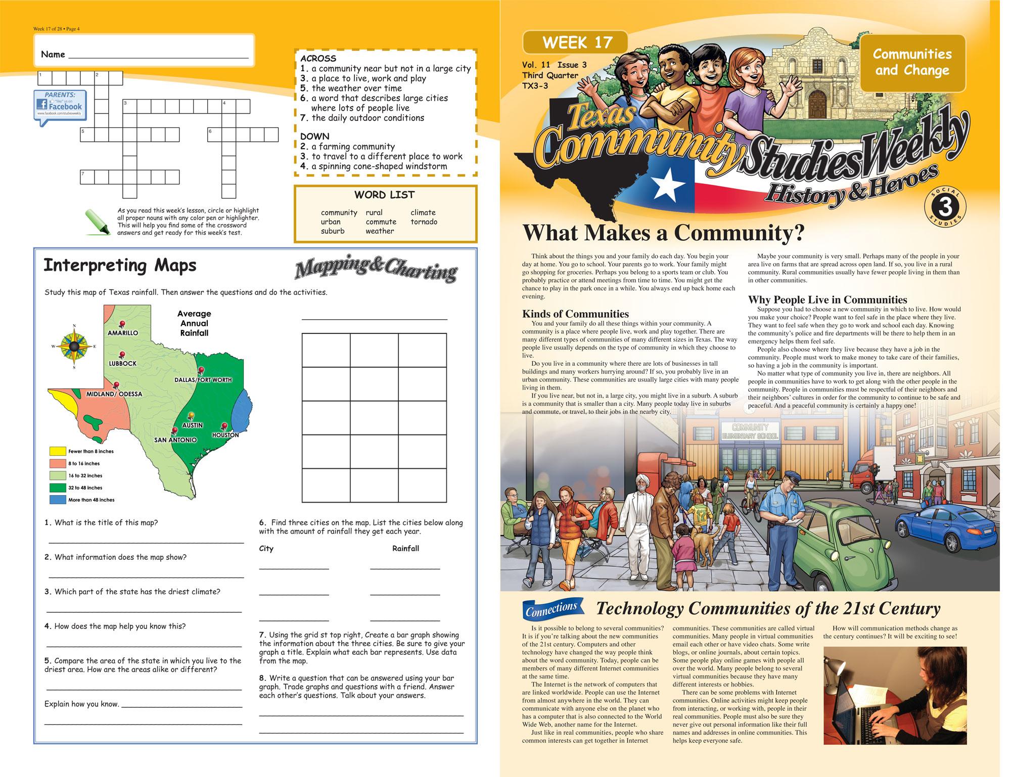 Usa Stu S Weekly 5th Grade Week 1 Answer Key