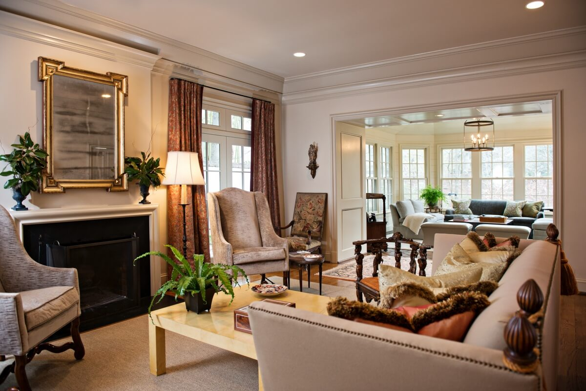 A House Transformed Renovation Before And After